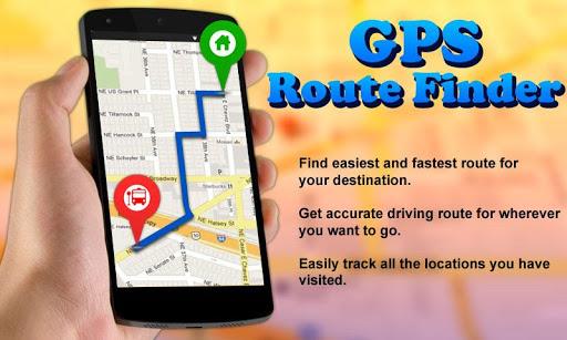 Download GPS Route Finder - GPS Maps Navigation Directions Google