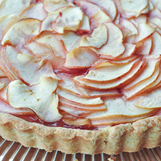 Crostata Di Mele (Apple Crostata)