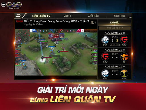 Garena Liu00ean Quu00e2n Mobile  gameplay | by HackJr.Pw 9