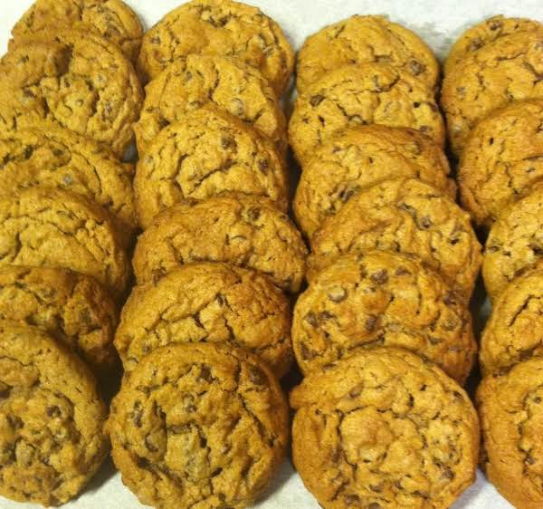 Chocolate Peanut Butter Chocolate Chip Cookies Recipe