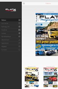 Flat 6 magazine - náhled