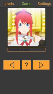 Угадай аниме - náhled