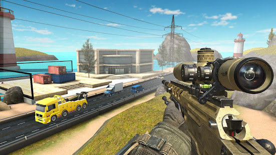 Game Counter Sniper Shooting APK for Windows Phone
