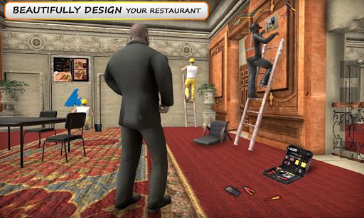MY restaurant Manager: Virtual manager games 3D  screenshots EasyGameCheats.pro 1