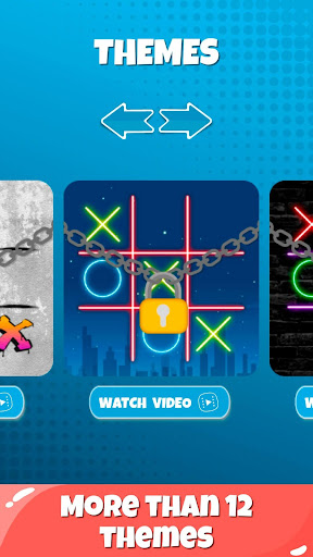 Tic tac toe - Play Noughts and crosses free. XOXO screenshot 3