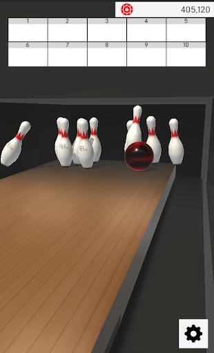 Real Bowling 3D -Physics Engine Bowling Game- apktram screenshots 8
