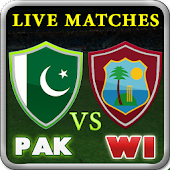 Pak Vs WI Live Cricket Matches
