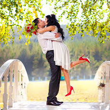 Wedding photographer Aleksandr Aleshkin (caxa). Photo of 12.09.2016