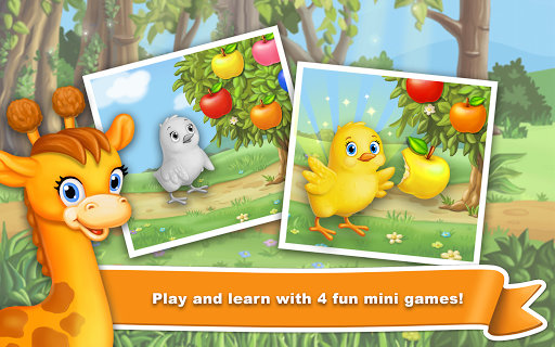 Learning Colors for Kids: Toddler Educational Game  screenshots 3