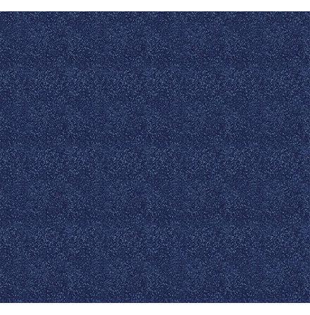 Fantasia Glitterati Glittrig tapet Mörkblå Midnight Blue