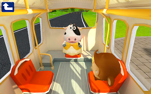 Dr. Panda Bus Driver- screenshot thumbnail