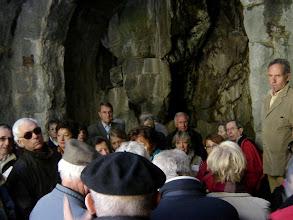 Photo: Source des Griffons : impression d'être dans un sanctuaire