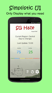 SG Haze (Ad Free) screenshot 5