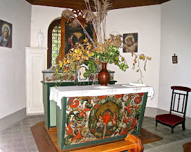 Photo: Chapelle à Villarsel