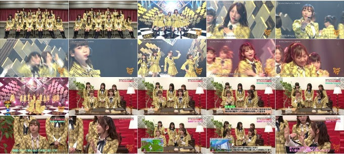 180922 AKB48 - Sentimental Train + Talk (CDTV)
