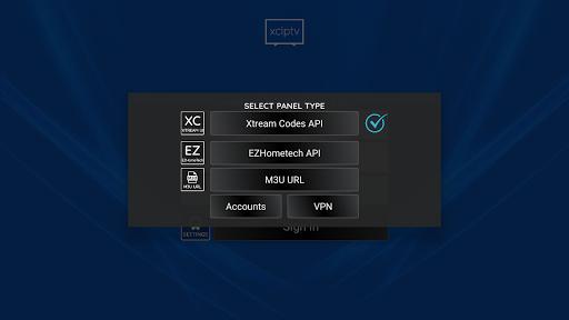 XCIPTV PLAYER 4.0.0 screenshots 4