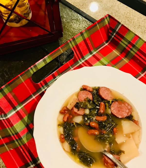 Christmas Soup By Chef Alton Brown Recipe