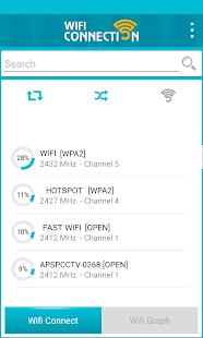 WIFI Connet Hotspot - náhled