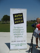 Photo: Jewish World Watch organized the Rally