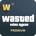 Wasted Video Maker Premium icon
