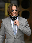 Trying to restore his honour, Johnny Depp is still coming off as a spoilt, washed-out reprobate