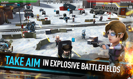 WarFriends: PvP Shooter Game 2.7.0 screenshots 2