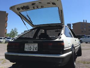 スプリンタートレノ AE86 AE86 GT-APEX(s58年)のカスタム事例画像 中ちゃんさんの2020年05月31日23:36の投稿
