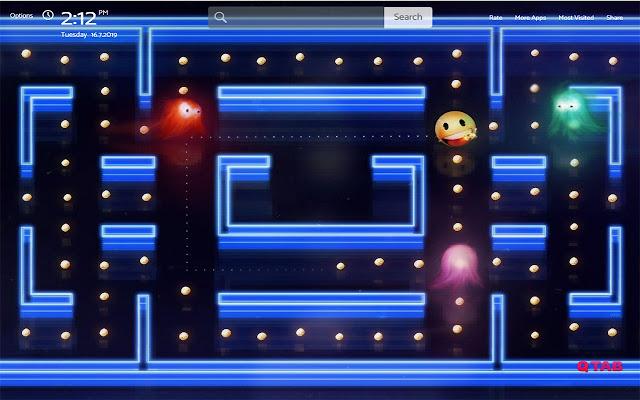 Pac Man Wallpapers Hd Theme