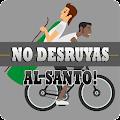 No Destruyas al Santo Test