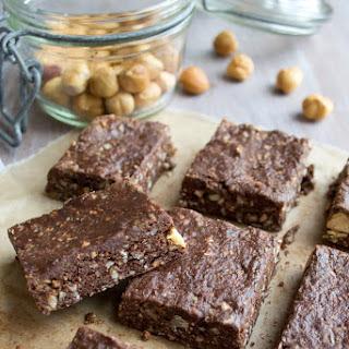 Homemade Nut Bars Recipes