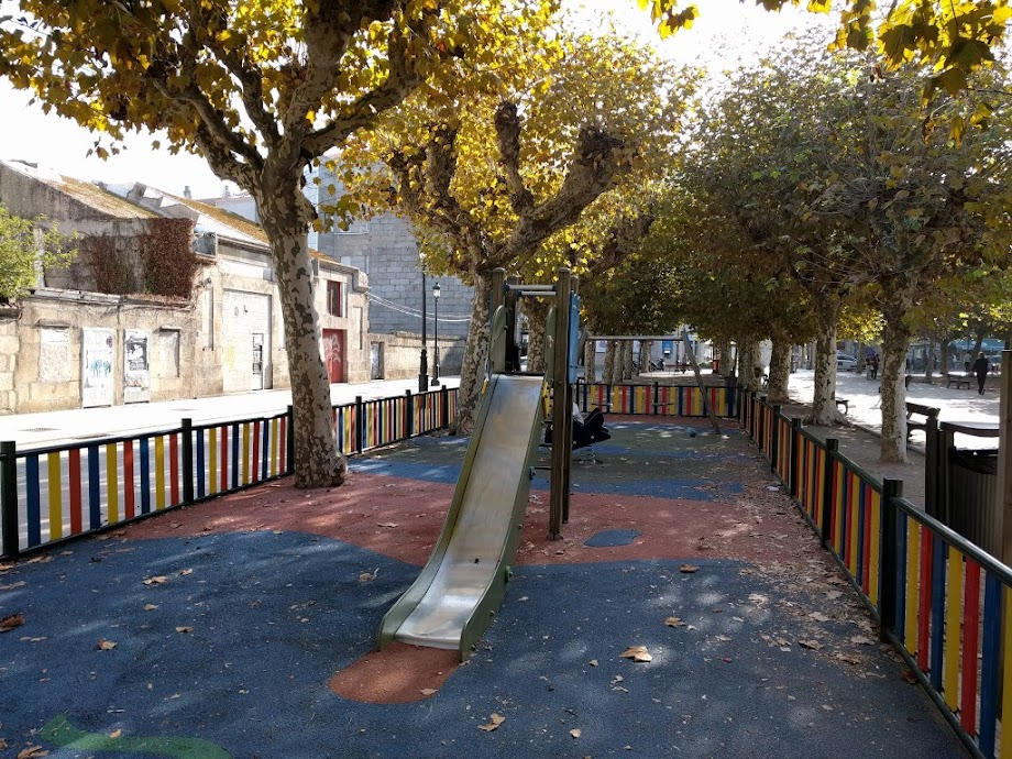 Foto Parque infantil Alameda Suarez Llanos 2