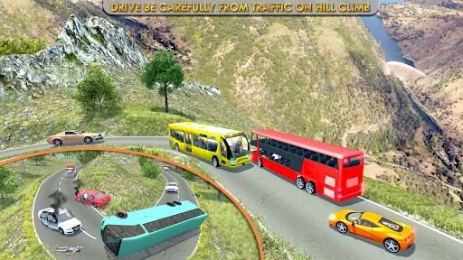 Coach Bus Simulator Parking  screenshots 3