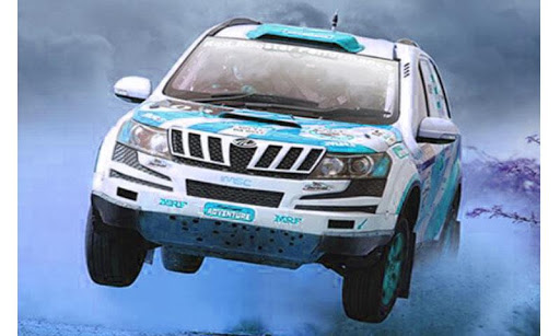 XUV Car Racing Simulator 1.4 screenshots 3