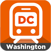 Washington DC Bus & Rail Tracker