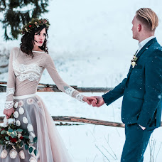 Wedding photographer Vlada Bushueva (vladabush). Photo of 24.01.2016