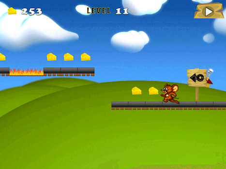 Tom Jump and Jerry Run Game