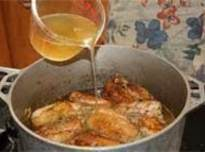 Fricassee Of Chicken Recipe