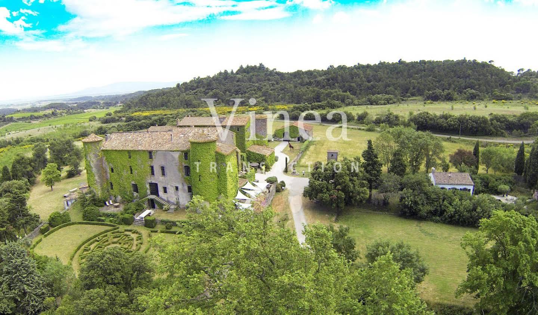 Château classé monument historique Carcassonne
