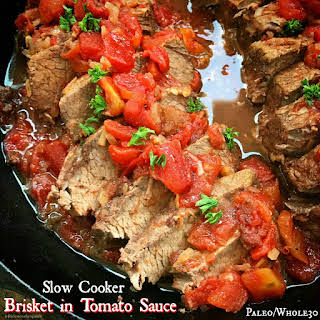 Beef Brisket Tomato Sauce Recipes.