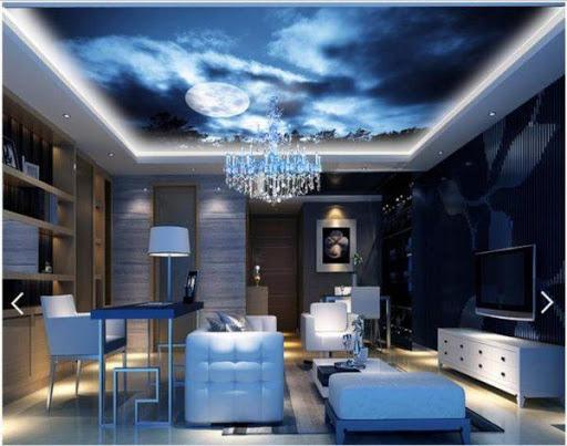400 Ceiling Designing