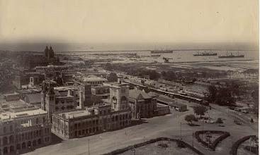 Photo: Esplanade - Madras.
