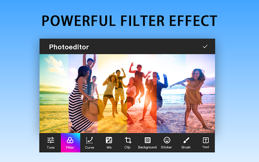 Photo Editor 2.6.0 screenshots 8