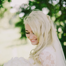 Wedding photographer Valeriya Solomatova (valeri19). Photo of 27.07.2017