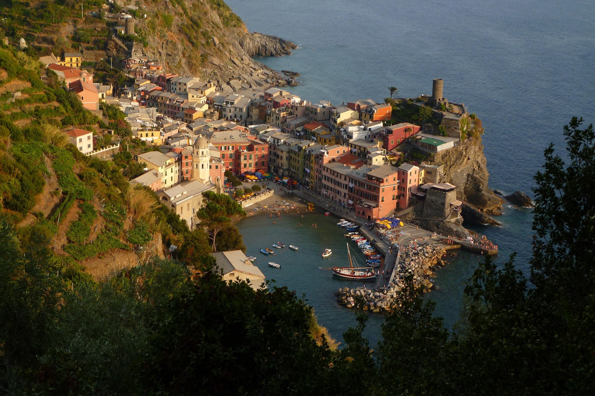Cinque Terre [Italy]