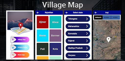 Village Maps - गांव का नक्शा Maps of India 2019