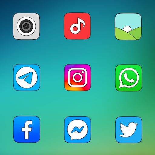 MIUI CARBON - ICON PACK screenshot 4