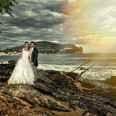 Wedding photographer Luigi Burricco (burricco). Photo of 07.03.2015