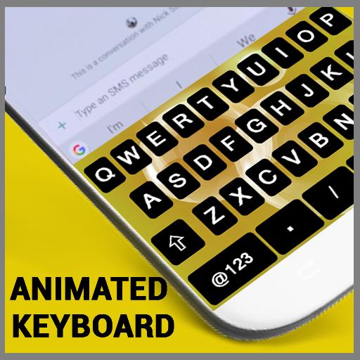 Super Lemon Yellow Keyboard Theme Animated Aplikacie V Sluzbe