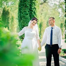 Wedding photographer Nadezhda Gributa (nadezhdaphoto). Photo of 14.05.2017