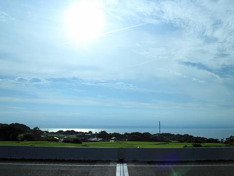 名鉄バス「名古屋~新潟線」 2701 車窓 その2